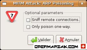 ETTERCAP - The Easy Tutorial - ARP Poisoning
