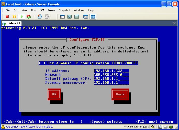 Trixbox - The Easy Tutorial - Configurations